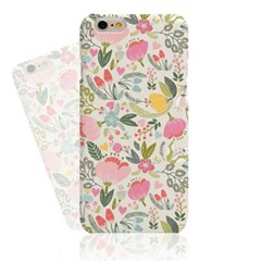 Illustration Cute Flower Hard Case