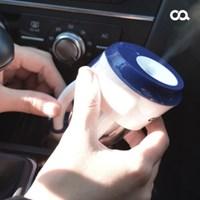 (오아)차량용가습기/초음파가습기/듀얼충전USB포트