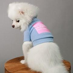 [bayp] HUG 강아지옷 커플룩