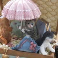 보물상자안의 고양이 오르골