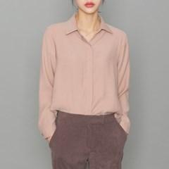[마이블린] 클린 베이직 셔츠 (3color)_(428768)