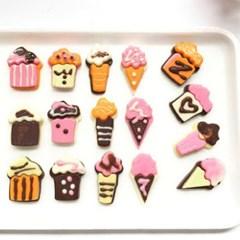 체험용 초콜릿만들기세트 - 초코쿡 미니아이스크림