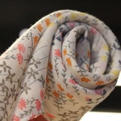 미니 스카프 - 손수건 (모두가 꽃)