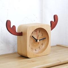 루돌프 우드 탁상시계