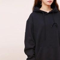 Basic cotton hood