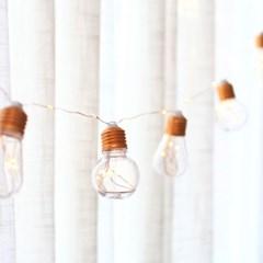 LED 에디슨 클래식 전구 (건전지용)_(432919)