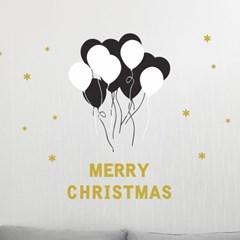 크리스마스풍선