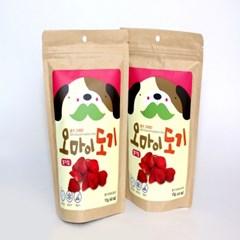 오마이도기 동결건조 딸기칩