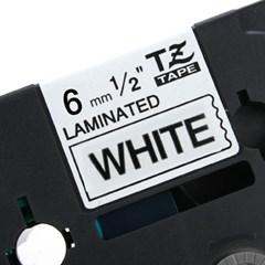 TZ-211(흰색바탕에 검정색글씨)
