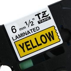 TZ-611(노란색바탕에 검정색글씨)