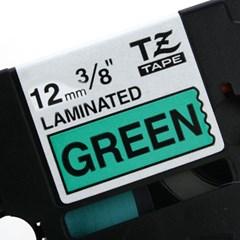 TZ-731(녹색바탕에 검정색글씨)