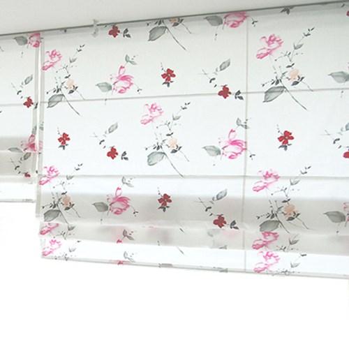 미호 flower 로만쉐이드 ( 155 x 200 )