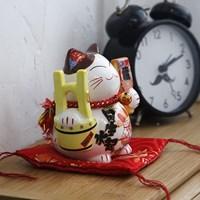 화식 세라믹 마네키네코 코인뱅크-pmnk005