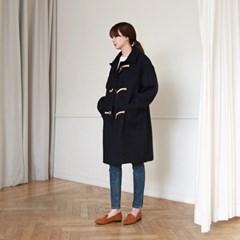 Wool classic duffel coat