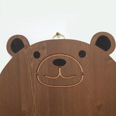 CAM-001 곰돌이 캐릭터 벽거울