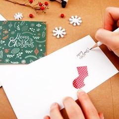 [기성]카드크리스마스패턴