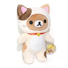 고양이 리락쿠마 인형-35cm