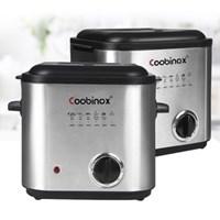 쿠비녹스 전기튀김기 CX-084DF