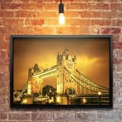 2000조각 미니퍼즐▶ 황금빛으로 찬란한 타워브릿지 (PK20-3201)