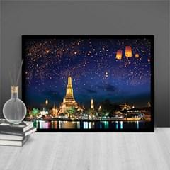 2000조각 미니퍼즐▶ 방콕의 끄라통 축제 (PK20-3212)
