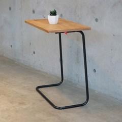 엔토코 라이언 자작 사이드 테이블