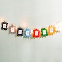 위시 포토프레임 LED