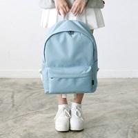 ROUND Backpack- 민트블루