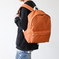 ROUND Backpack - 브릭