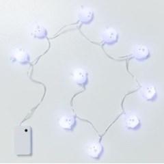 Ghost string lights