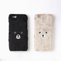 Bear iPhone7 hard case