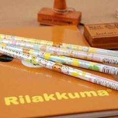 [RILAKKUMA]레몬 리락쿠마 2B 연필