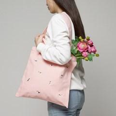 [자수에코백] my another bag : Shih Tzu