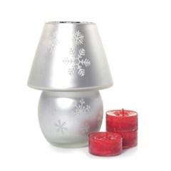 양키캔들[정품] 티라이트홀더(눈송이) 크리스마스 선물세트