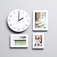 샌드위치 시계 & 액자 세트-230N