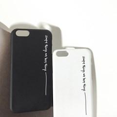 [스리살짝] simple things (black)