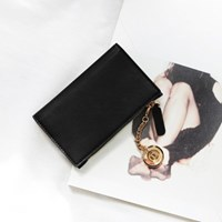 D.LAB Coin Card wallet  - Black