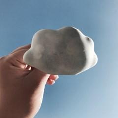 구름 석고방향제