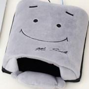 카즈미 USB 발열 손목보호 마우스패드 스마일