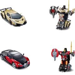 1:14 자동변신 RC/근접센서/알씨카/오토로봇/Auto Transformation