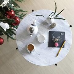 겨울을 담은 생화 카드 [장미]