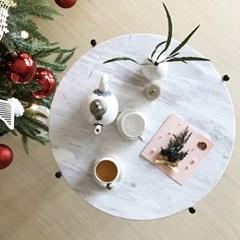 겨울을 담은 생화 카드 [향나무]