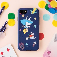 [Disney] Alice_Bumper Case-iphone 6/6S