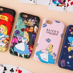 [Disney] Alice_Bumper Case-iphone 7/8