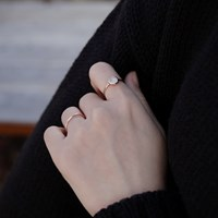 아이즈 Ring (silver925)