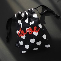 love string pouch