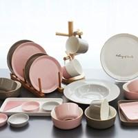[쓰임] 소울 핑크 4인 홈세트 28P