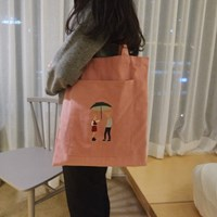 Pink Pocket Bag