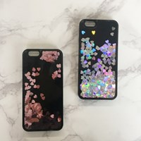 Lovely heart case(iPhone6/iPhone6s/iPhone7)