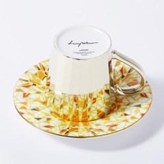 [LUYCHO] 루이초 Thomson's Gazelle-Tall (미러컵+컵받침SET)