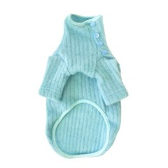 Cotton Candy Knit - baby blue